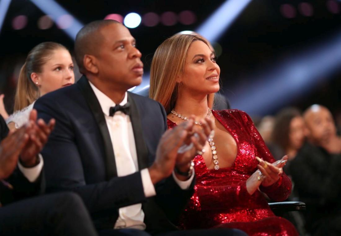 Грэмми 2017: Бейонсе с Джей Зи