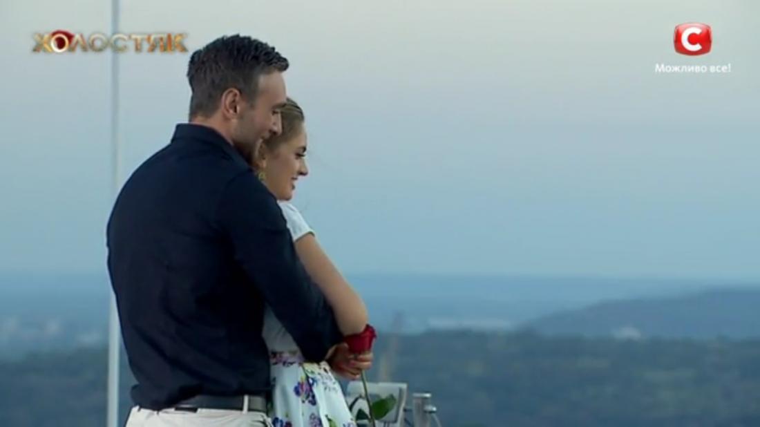 Холостяк 6 сезон: Аня с Иракли
