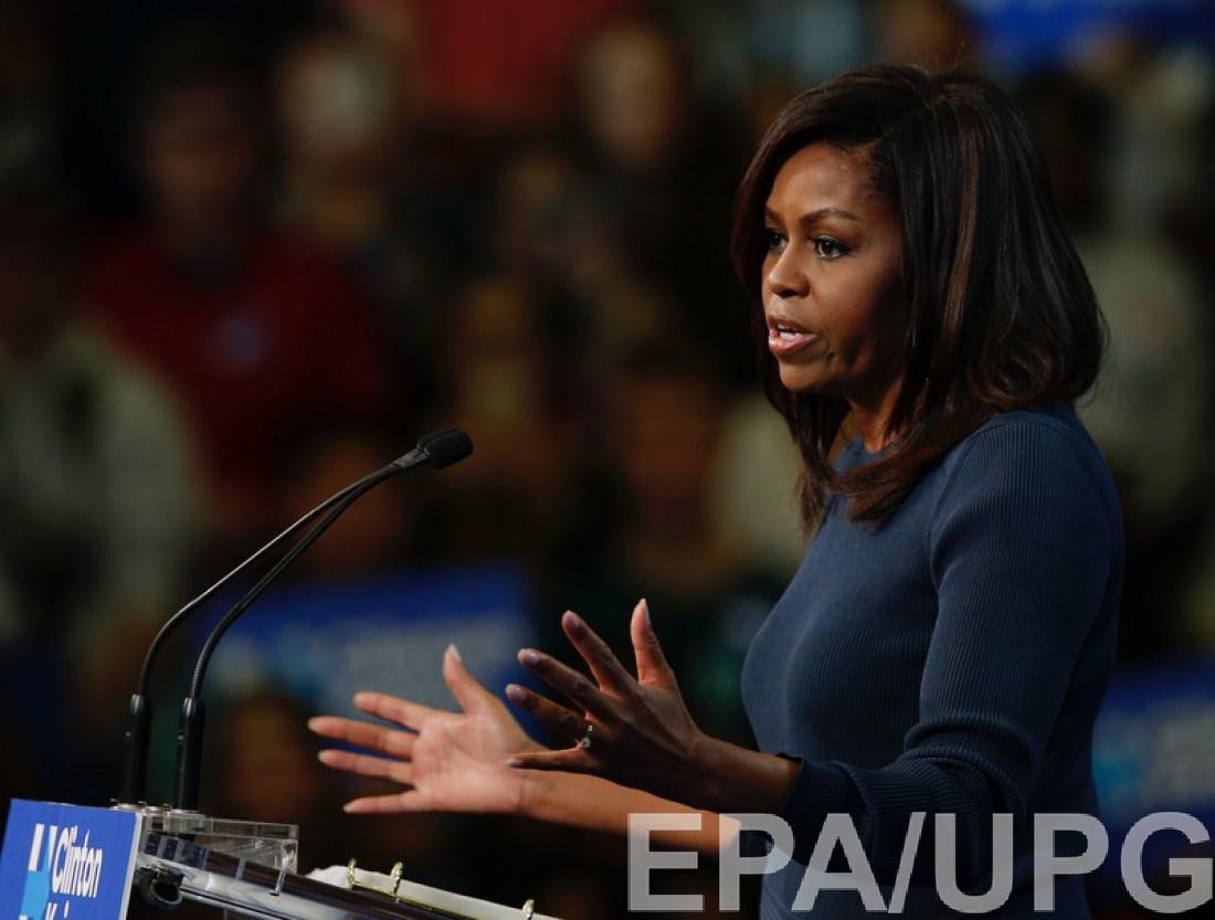 Мишель Обама дала свое последнее интервью в роли первой леди США