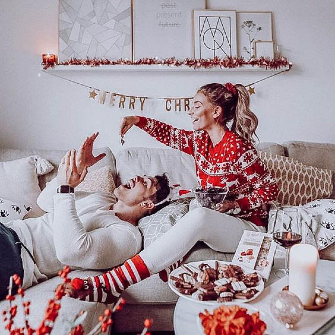 Пережить Новый год: 7 правил выживания для отношений