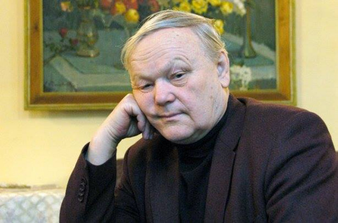 Умер Борис Олейник