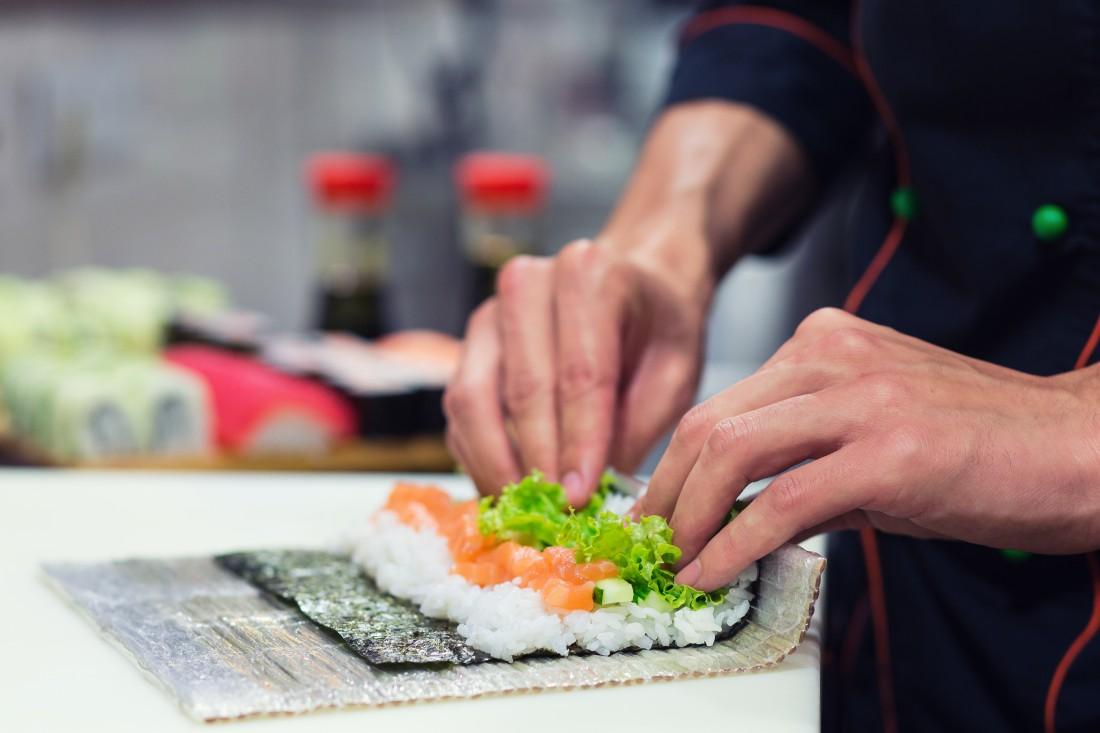 Осваиваем японскую кухню