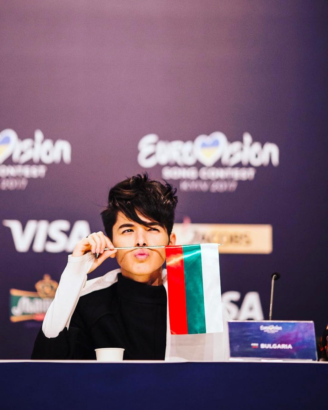 Евровидение 2017 Болгария: Кристиан Костов