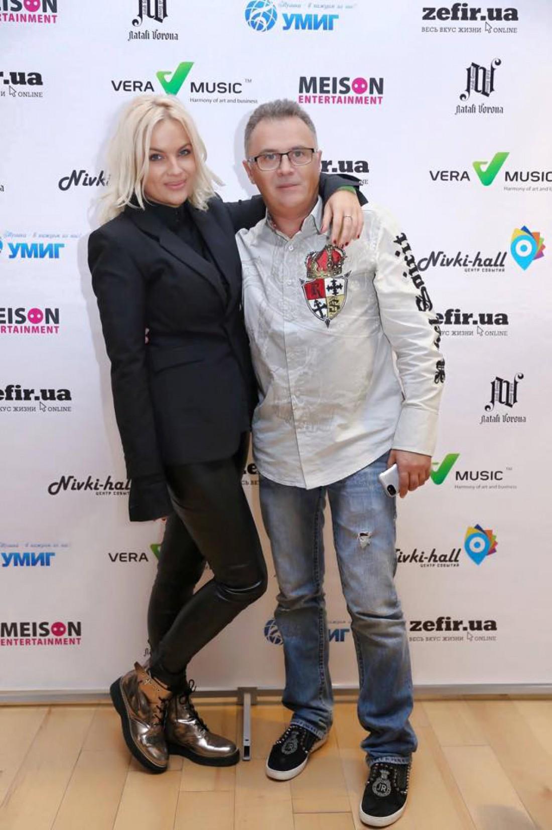 Юрий Фалеса и Маша Гойя разводятся спустя 6 лет брака