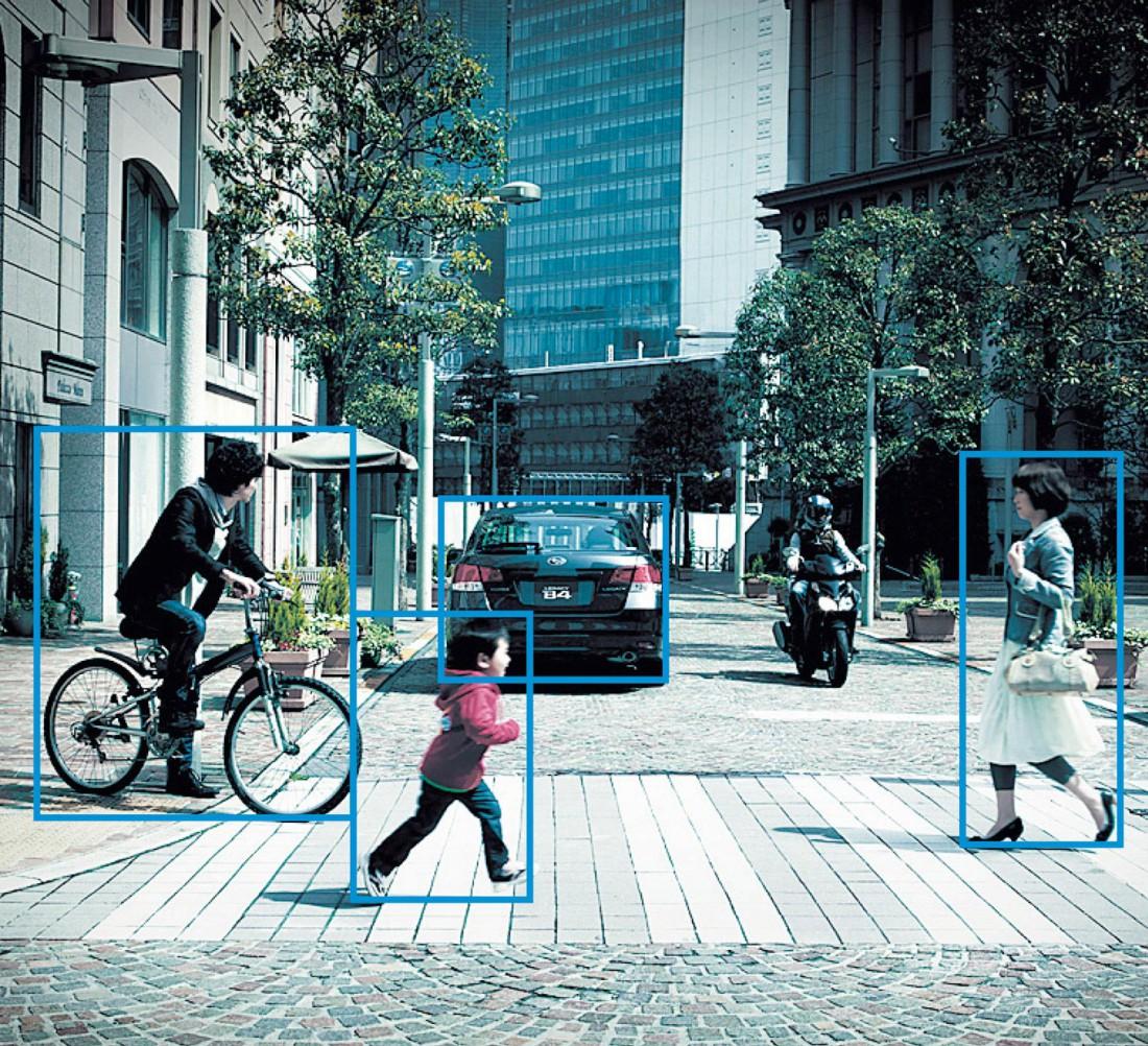 Subaru Eyesight Technology Safety 5