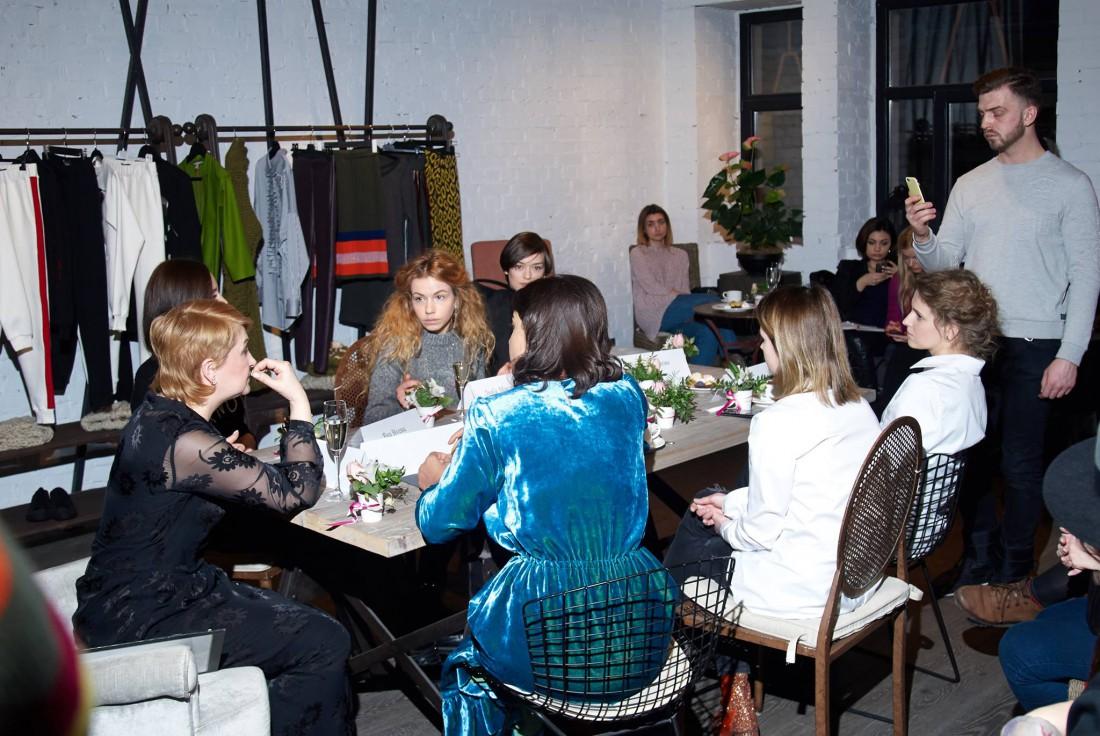 Fashion-инсайдеры в столичном концепт-сторе SMLXL