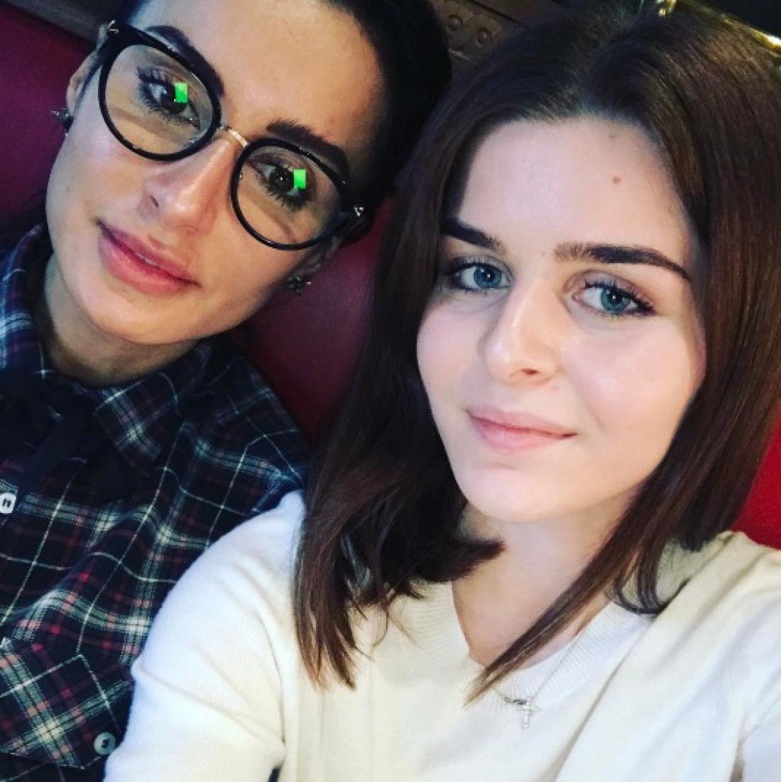 Тина Канделаки и ее дочь Мелания