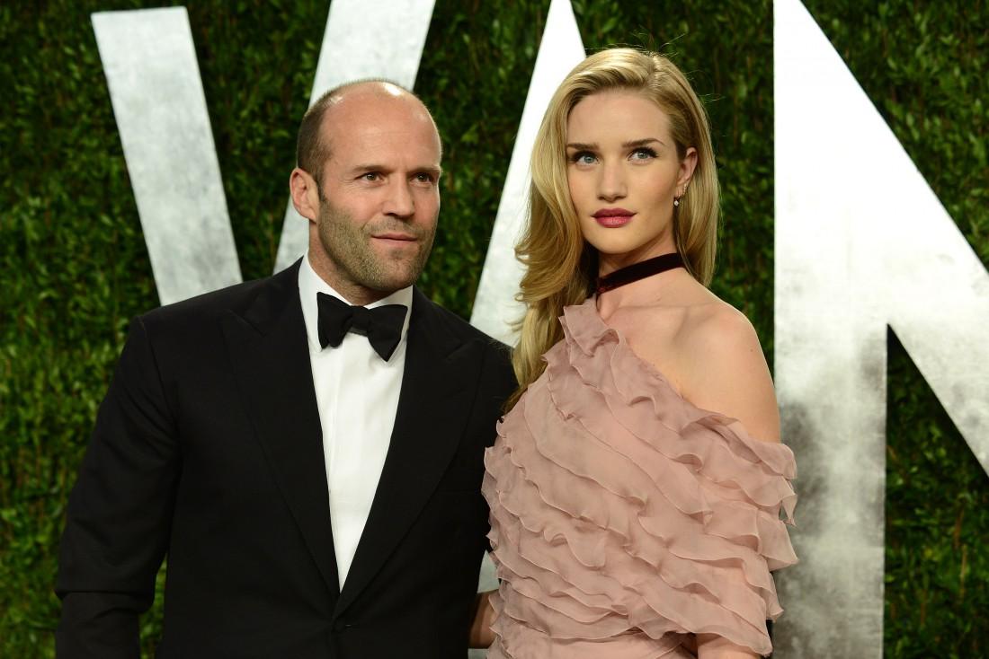 48-летний Джейсон Стэтхэм и 28-летняя Рози Хантингтон-Уайтли