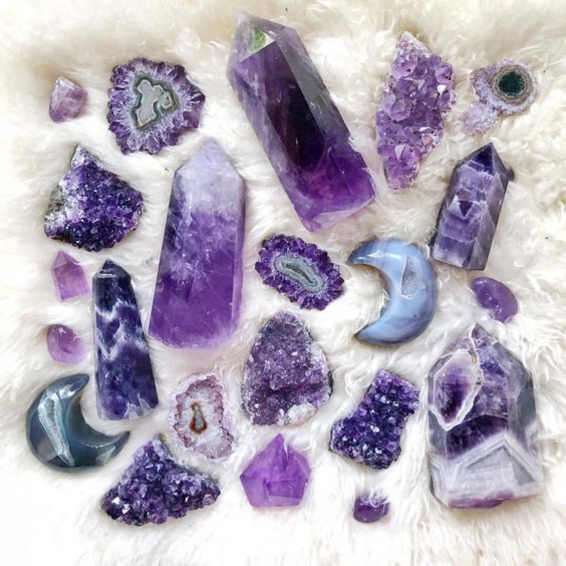Камни силы для каждого знака Зодиака