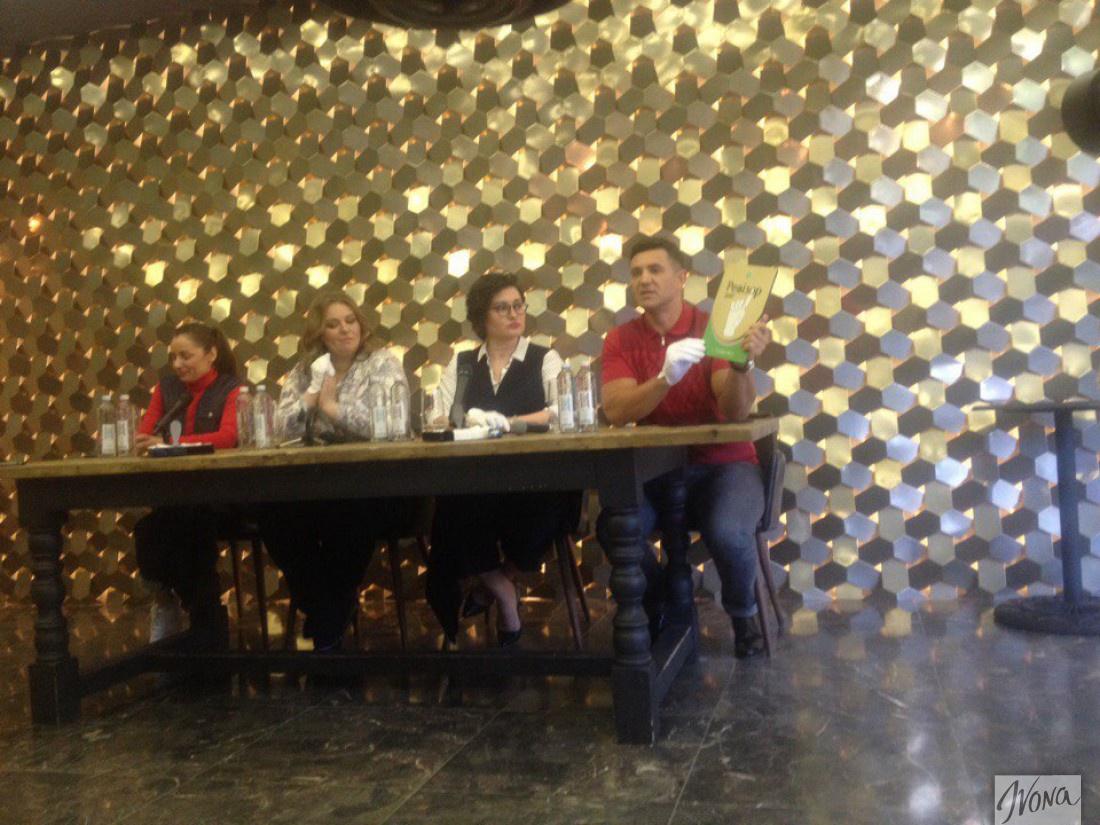 Пресс-конференция с Николаем Тищенко
