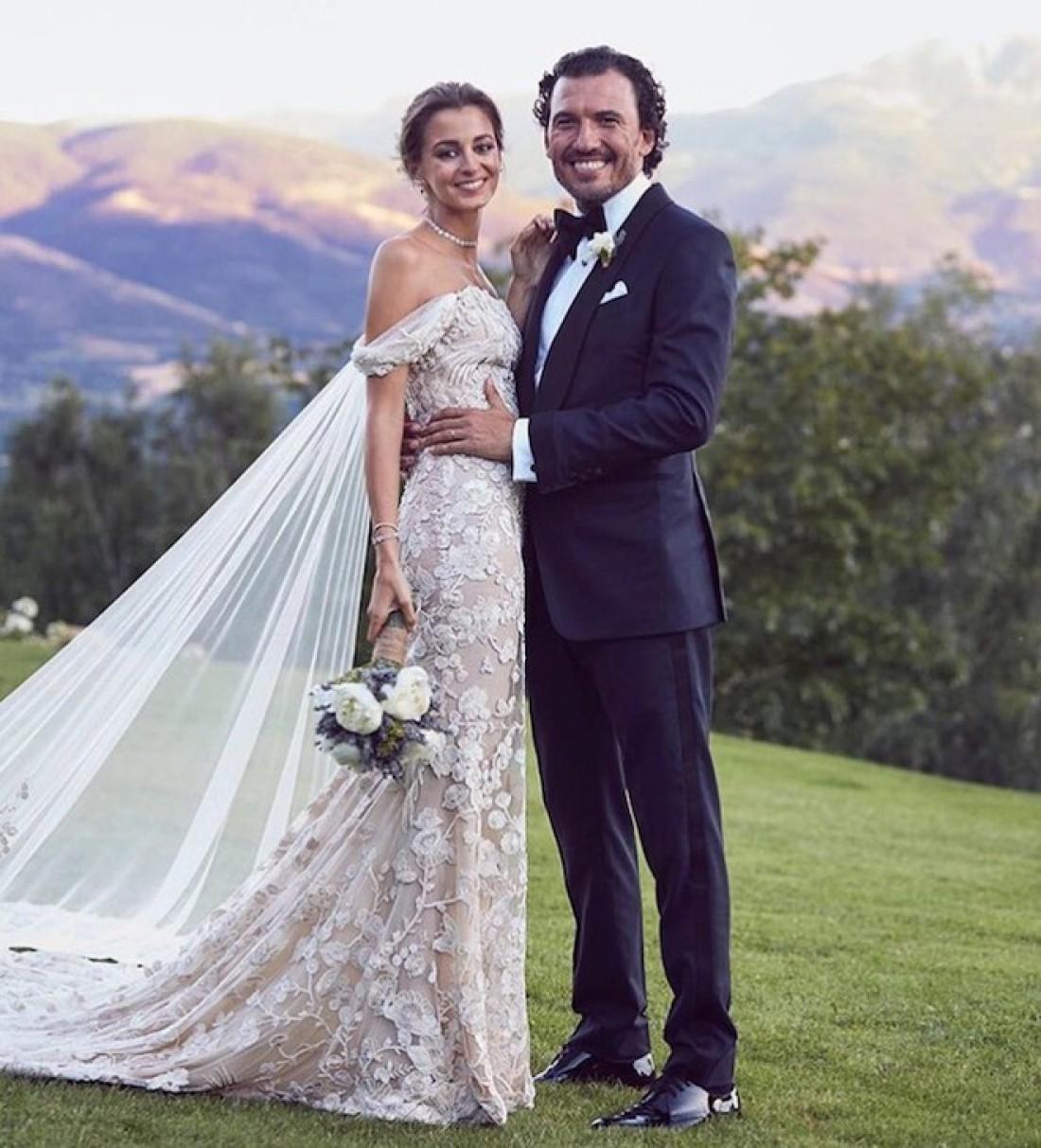 Свадьба Габриэлы Палатчи