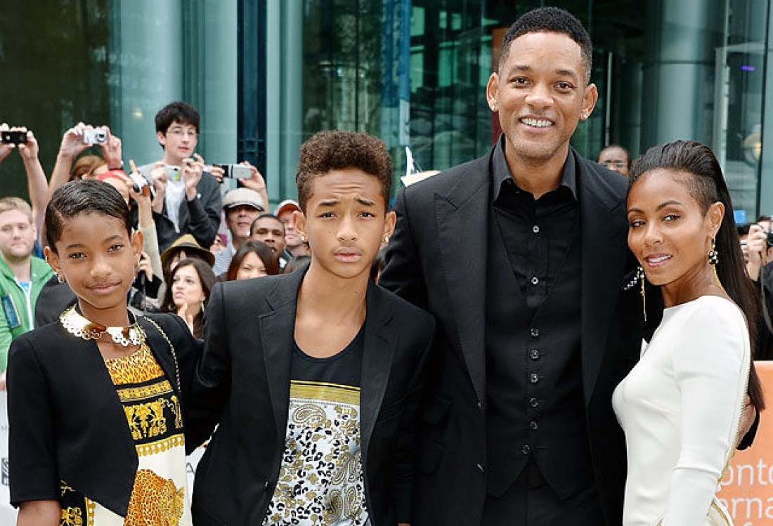 уилл смит фото с семьей 2016