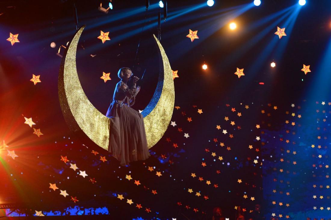 Голос країни 7 сезон второй прямой эфир