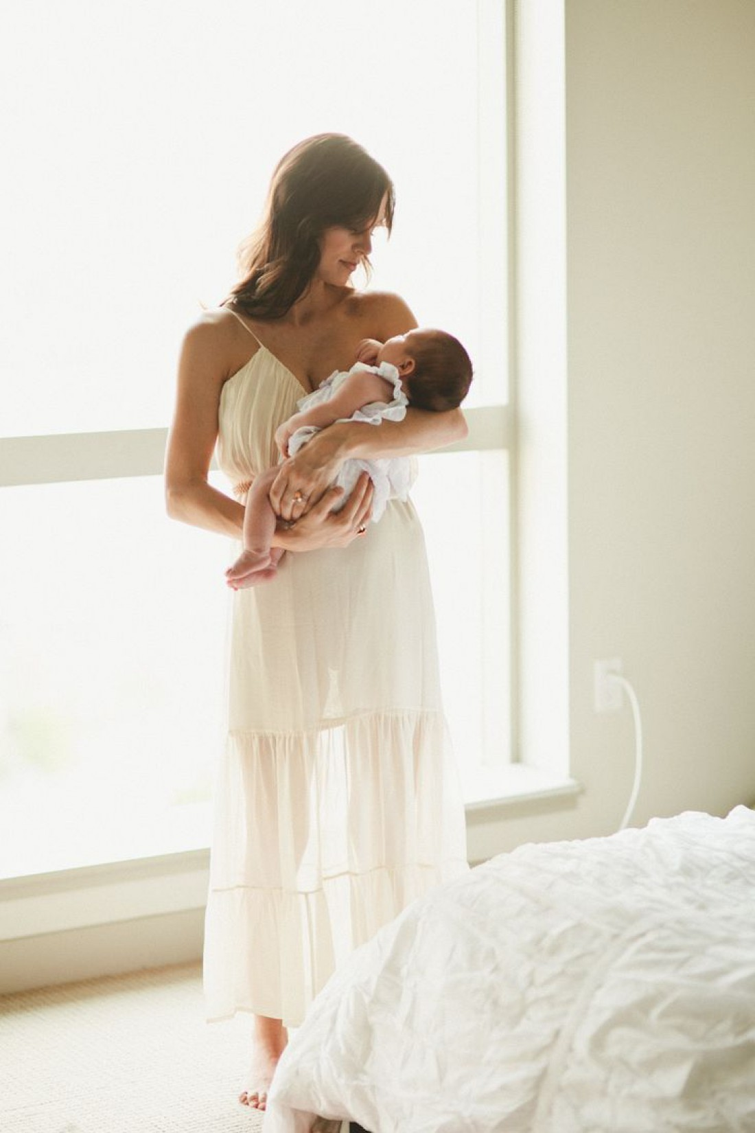 Фото руки младенца