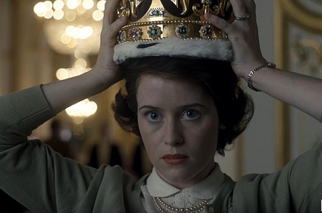 Фрагмент из сериала Корона