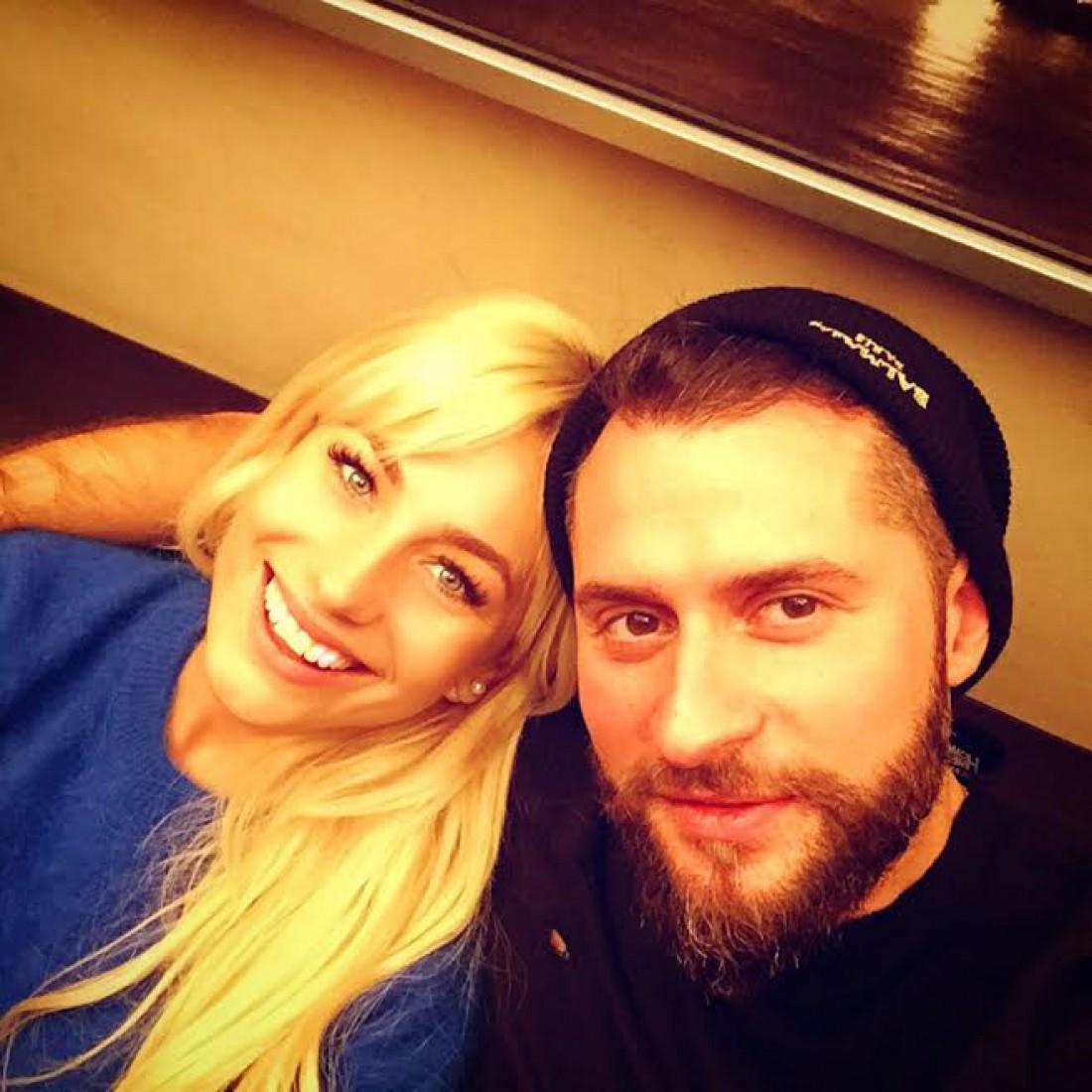 Наталья Гордиенко и Иракли