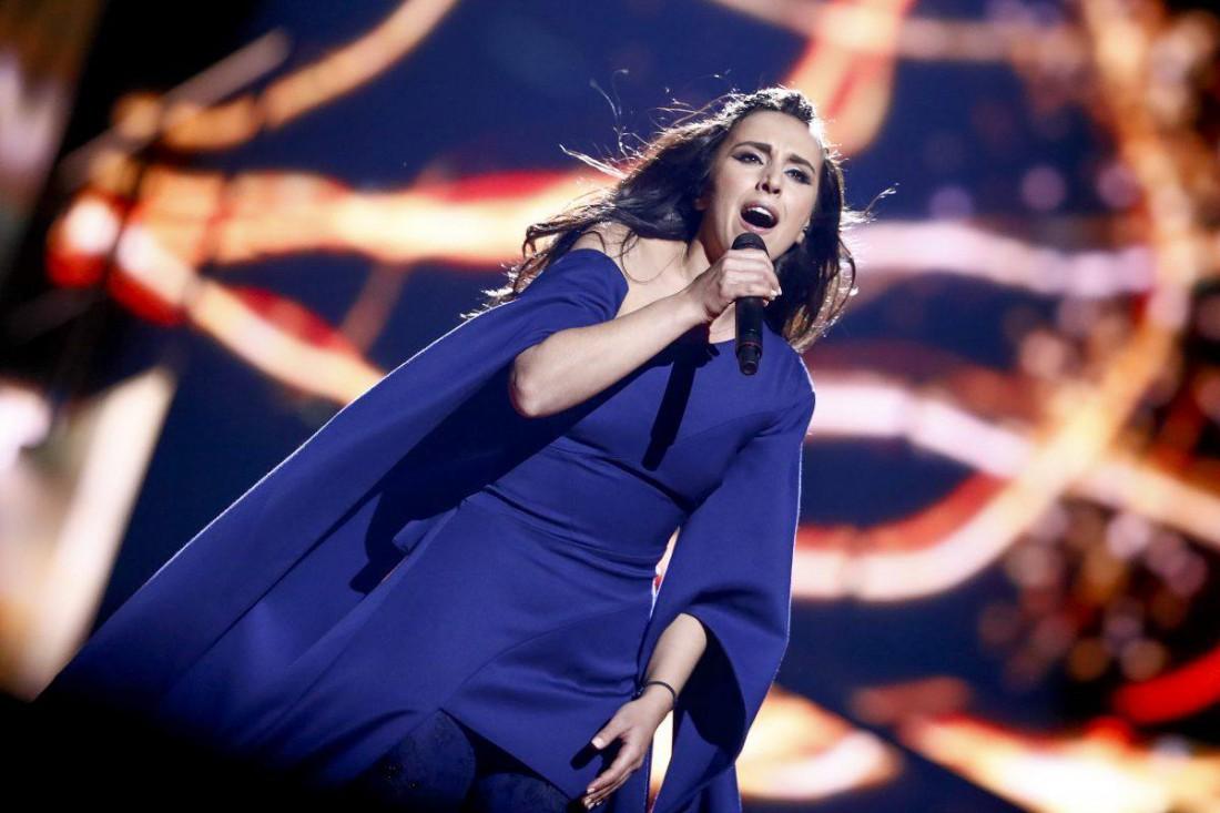 Евровидение 2016: Джамала (Украина)
