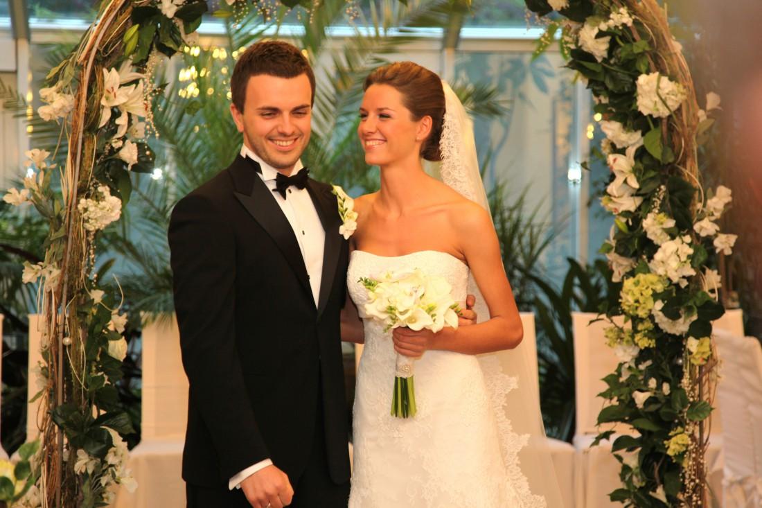 Григорій Решетнік з дружиною Христиною