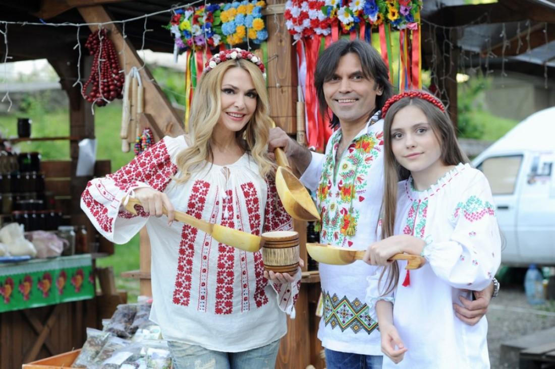 Семья Ольги Сумской