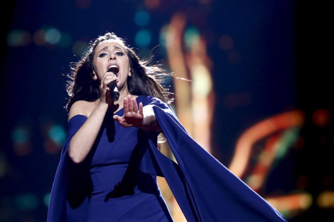 Победитель Евровидения 2016 – Джамала (Украина)