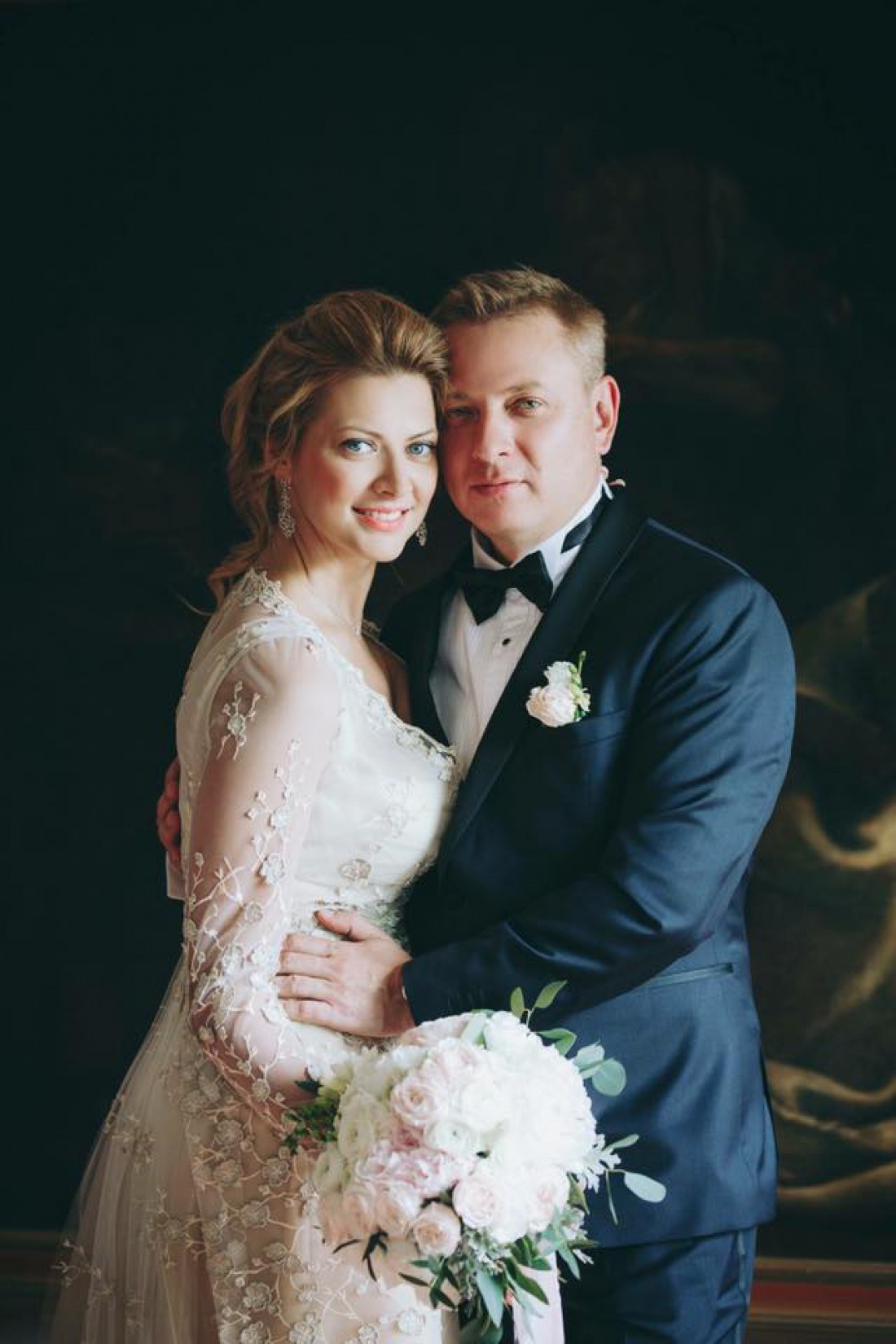 Татьяна Литвинова вышла замуж за Ярослава Труханова