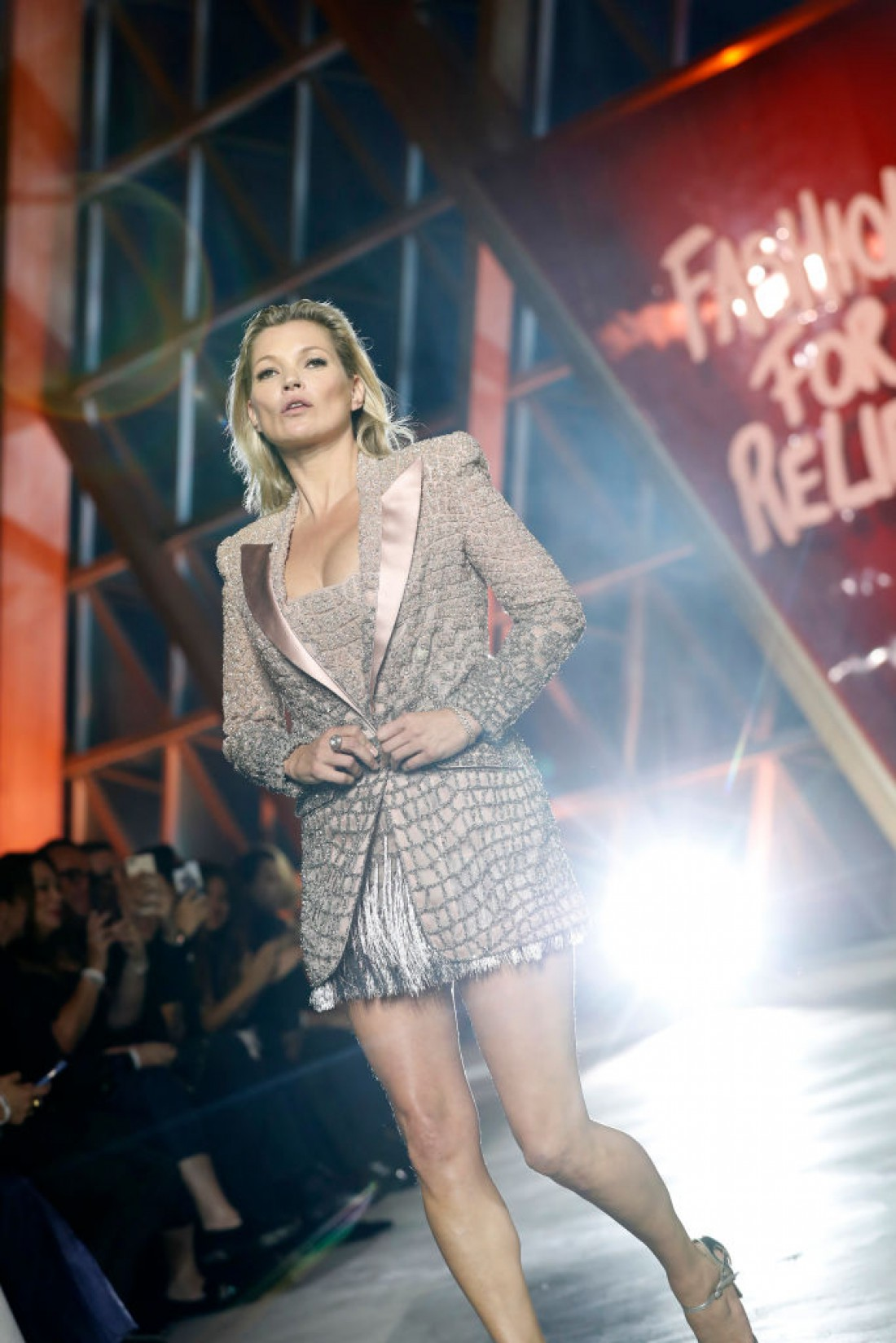 Кейт Мосс стала редактором британского Vogue