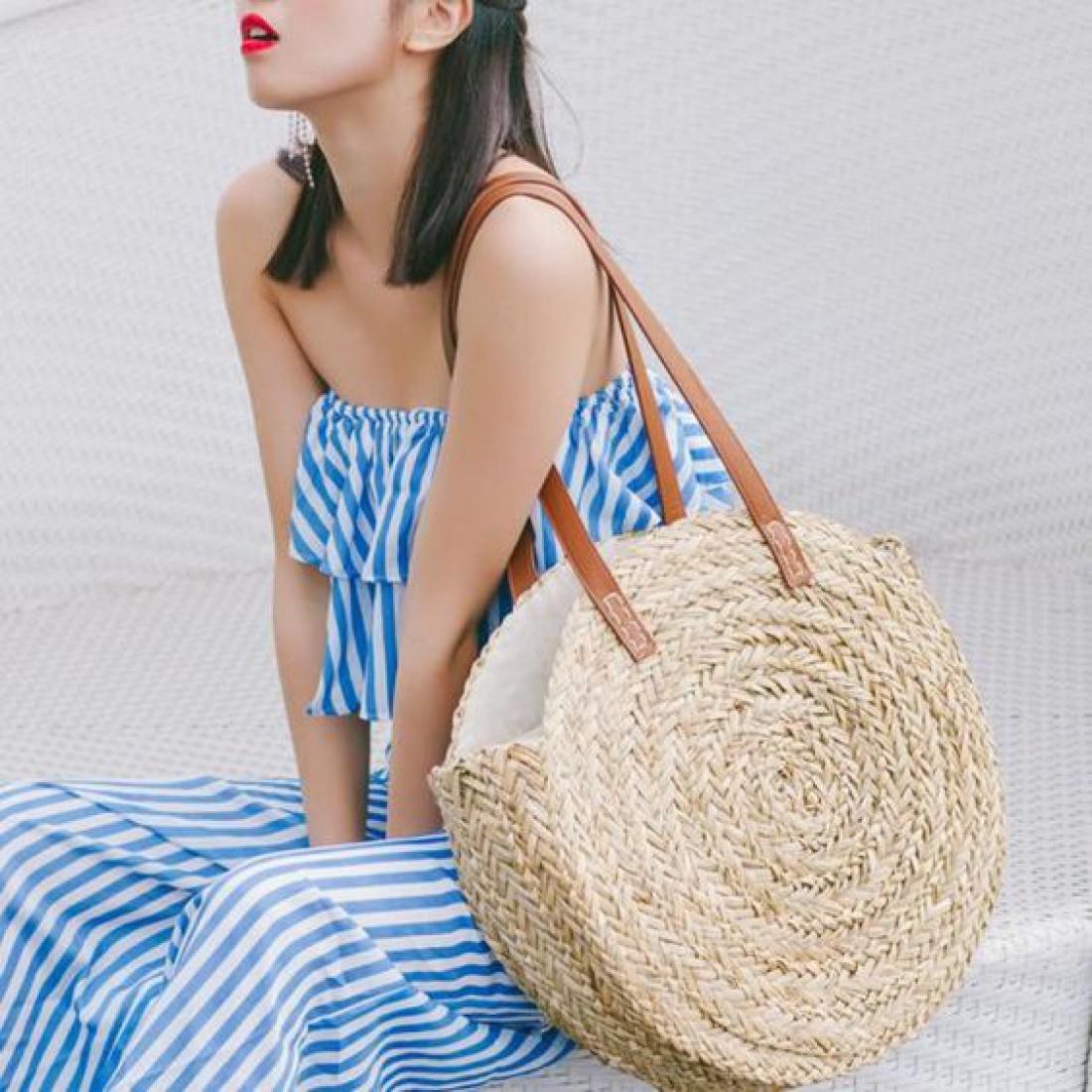 Как выбрать пляжную сумку? ТОП-5 самых модных вариантов на лето 2019