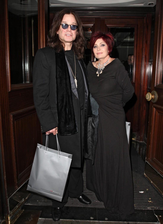 Оззи и Шэрон Осборн разводятся после 33 лет совместной жизни