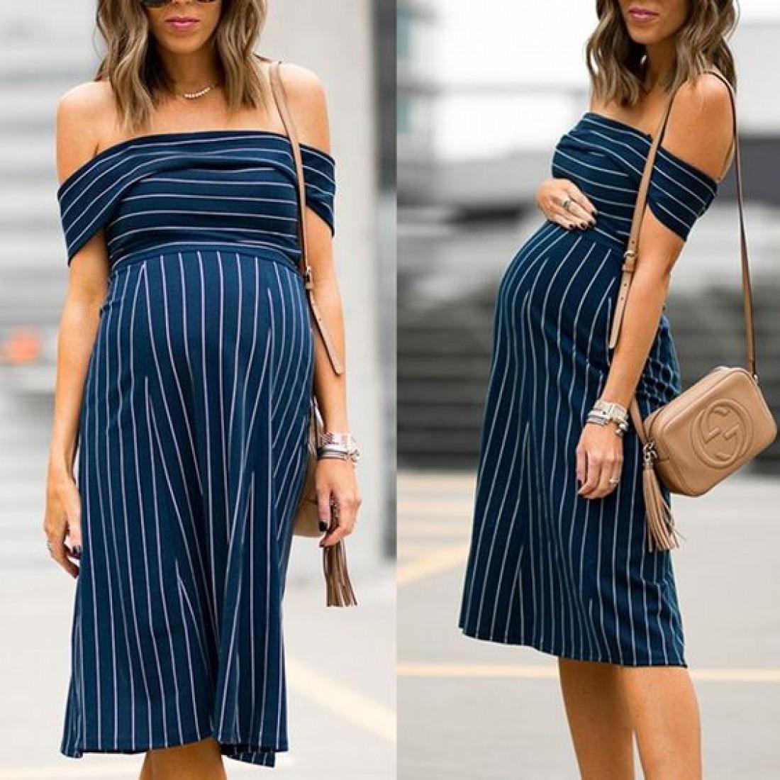 Беременная мода: Самые стильные образы на лето 2019