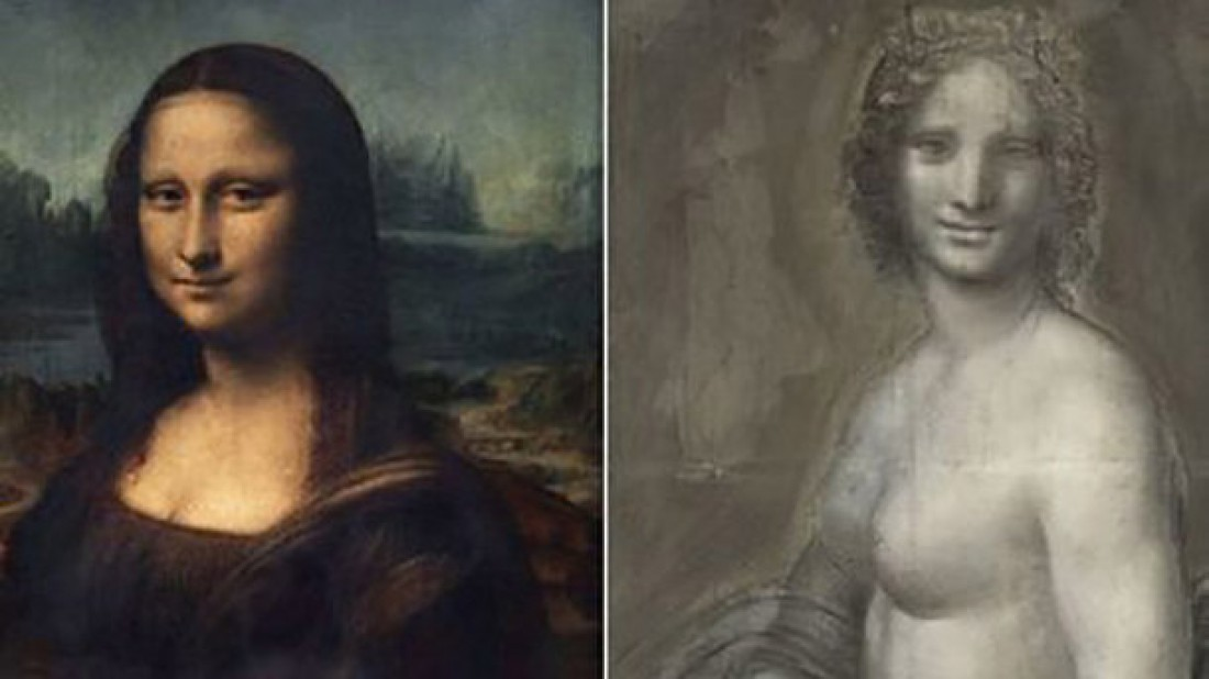 Мона Лиза и Мона Ванна
