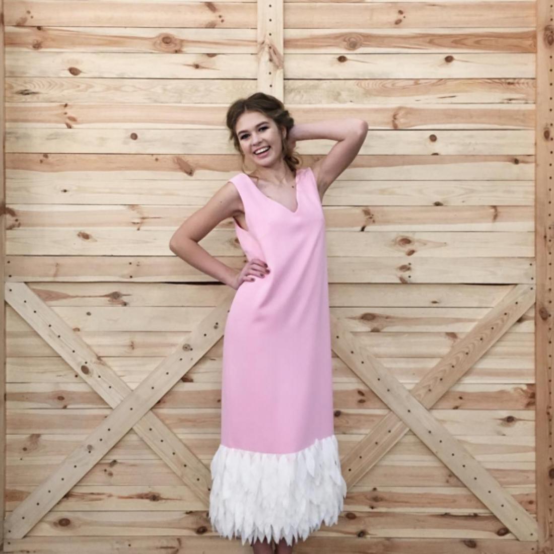 Соня Киперман предлагает пять идеальных платьев для выпускного 2016