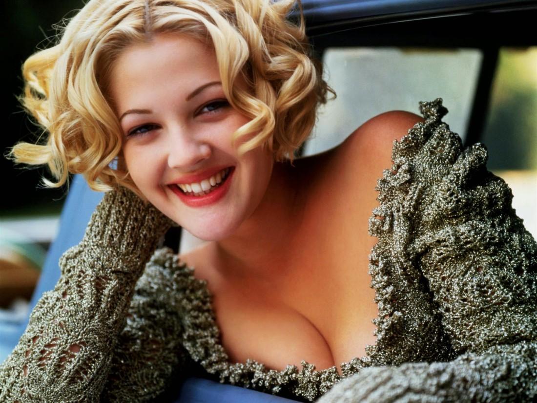 Бэрримор стала настоящей звездой эротического глянца Playboy