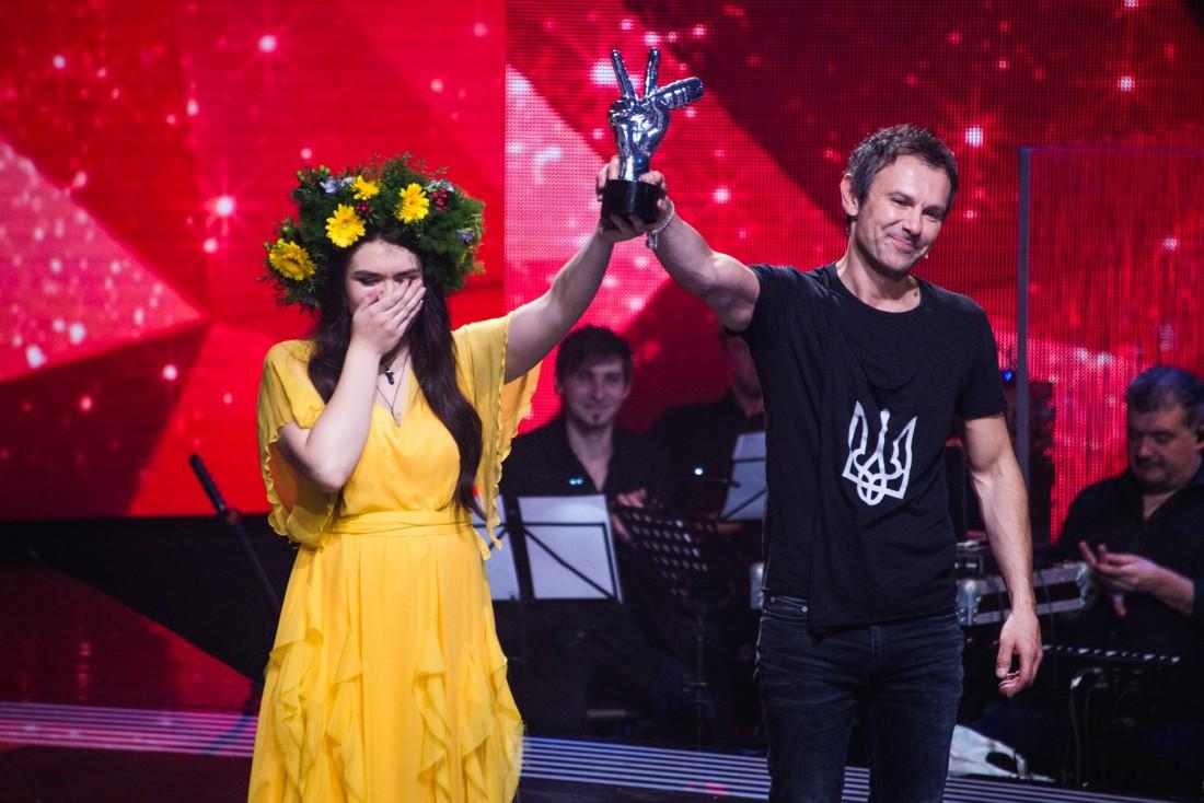 Виталина и Святослав Вакарчук