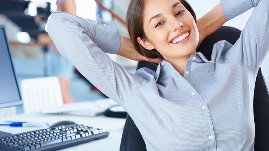 Как не  убить свой организм офисной  работой: советы фитнес-тренера