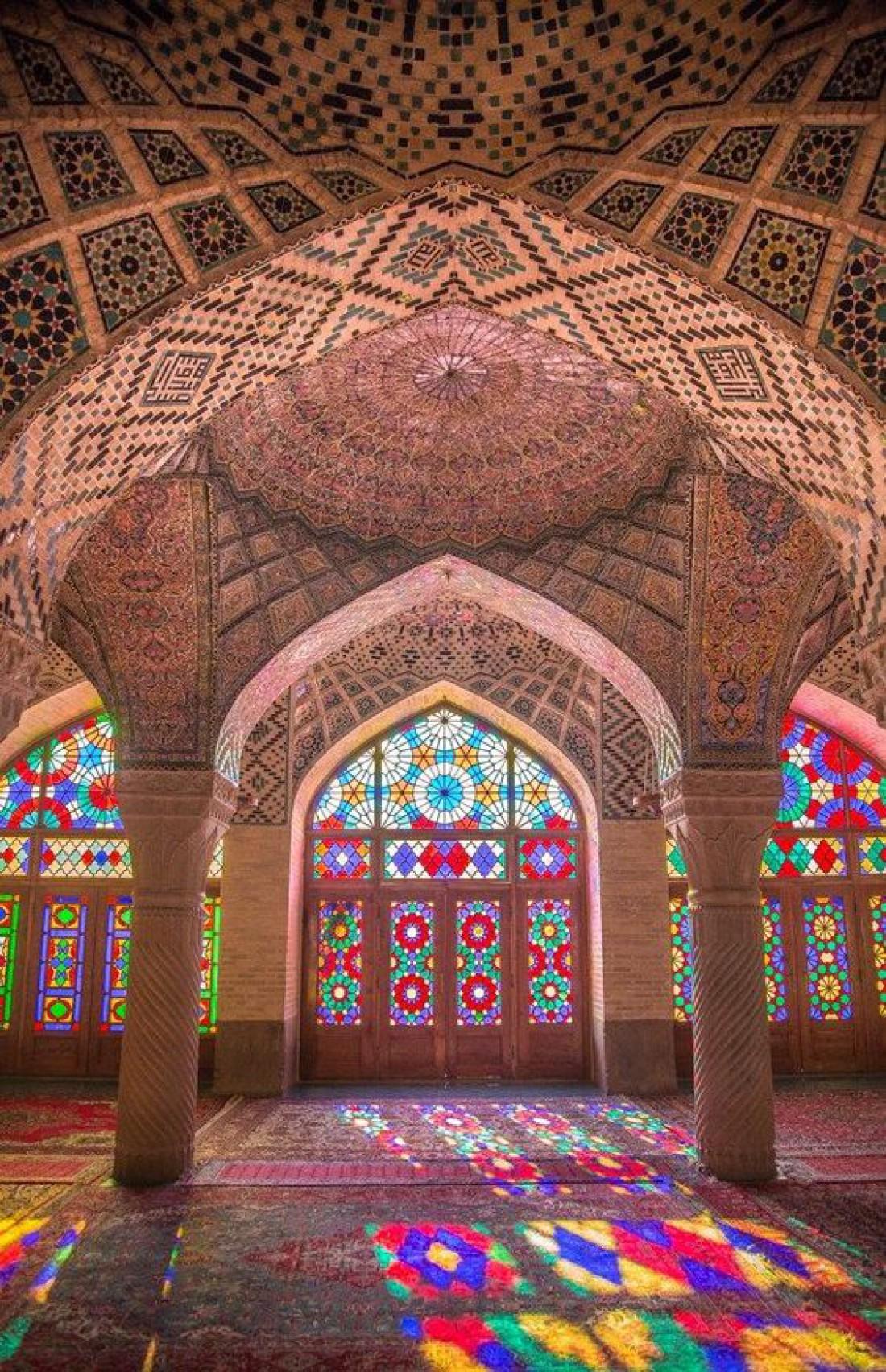 Иранские сказки: Культурные места древней цивилизации