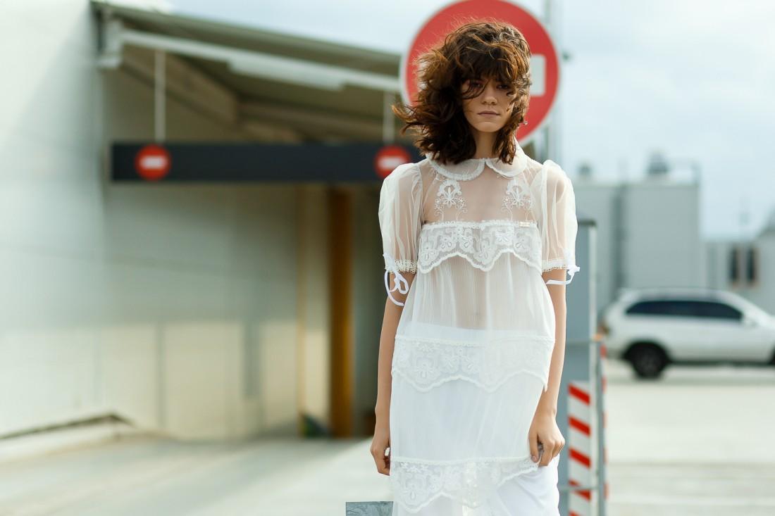 Платье с панталонами - Helena Art