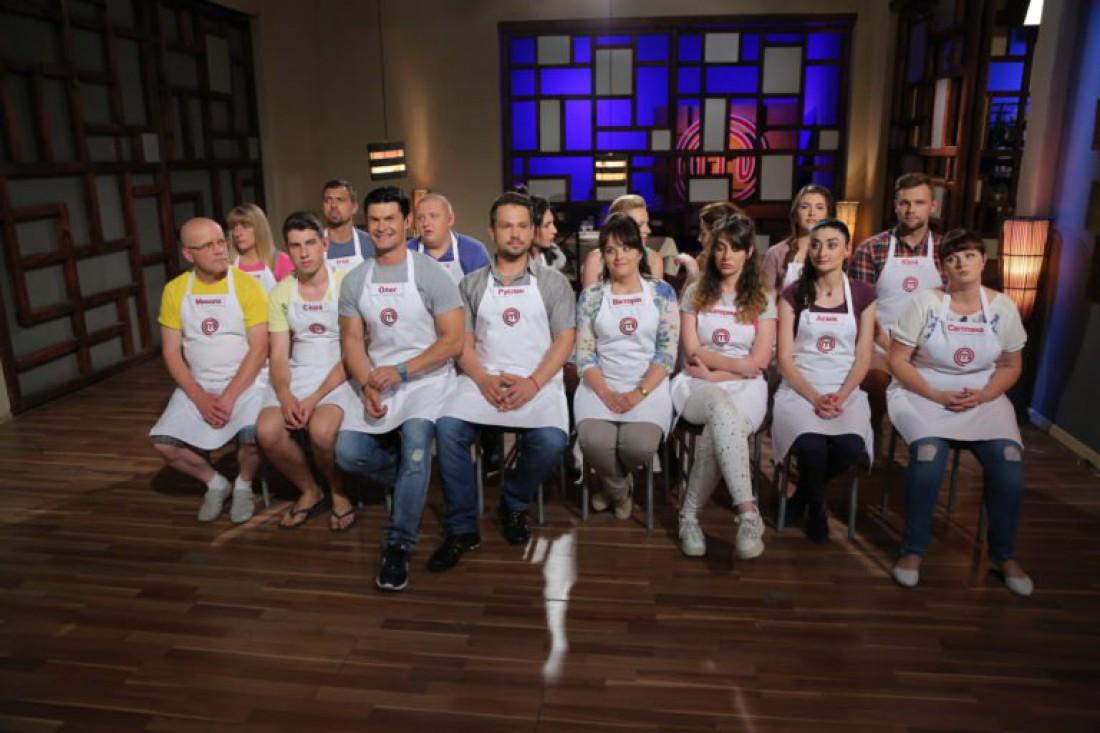 МастерШеф 6 сезон 5 выпуск: 16 выбранных участников наблюдали за новичками