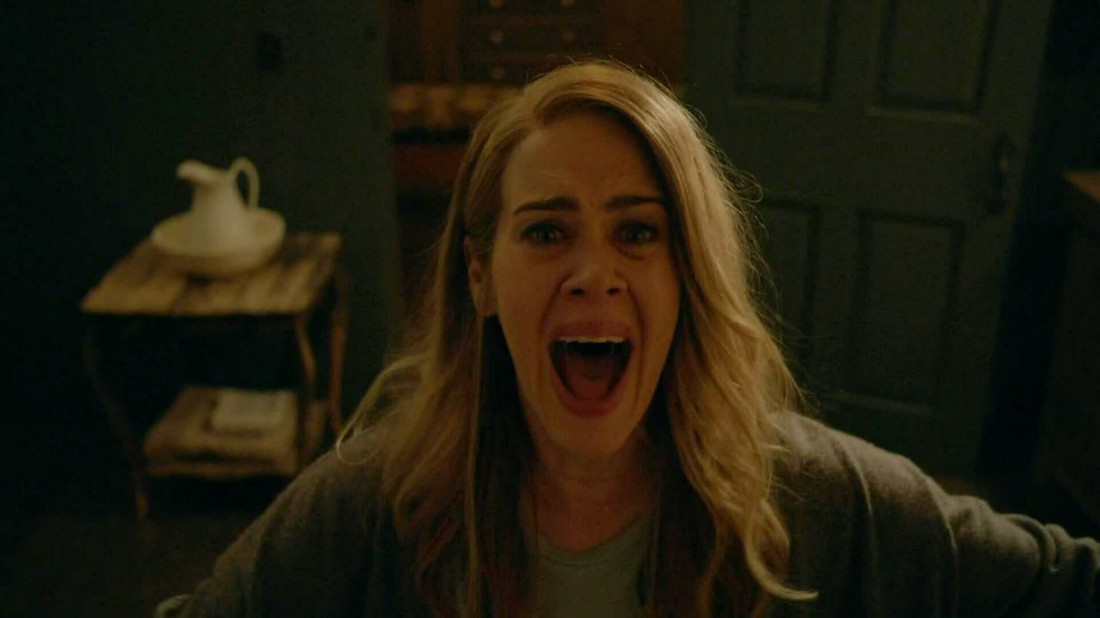Сара Полсон в сериале Американская история ужасов