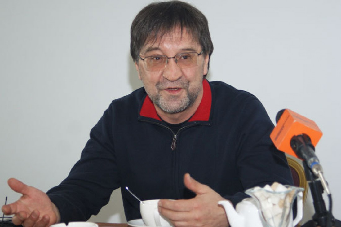 Юрий Шевчук, солист группы ДДТ