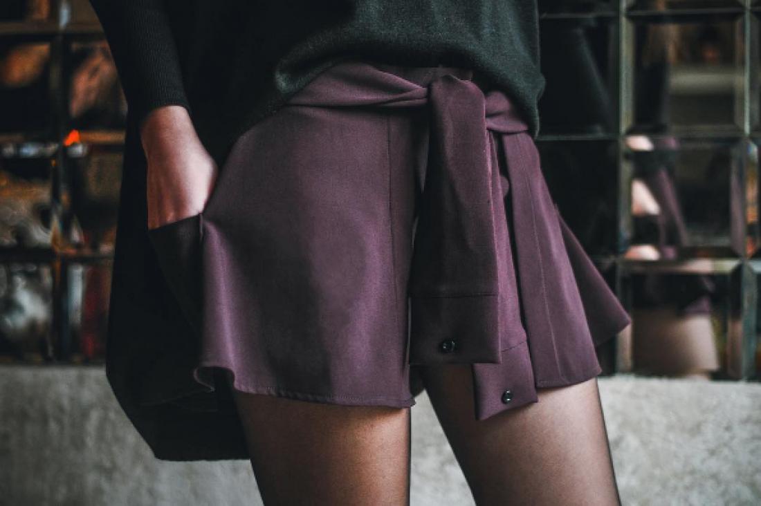Юбка-шорты от Follow by Anns