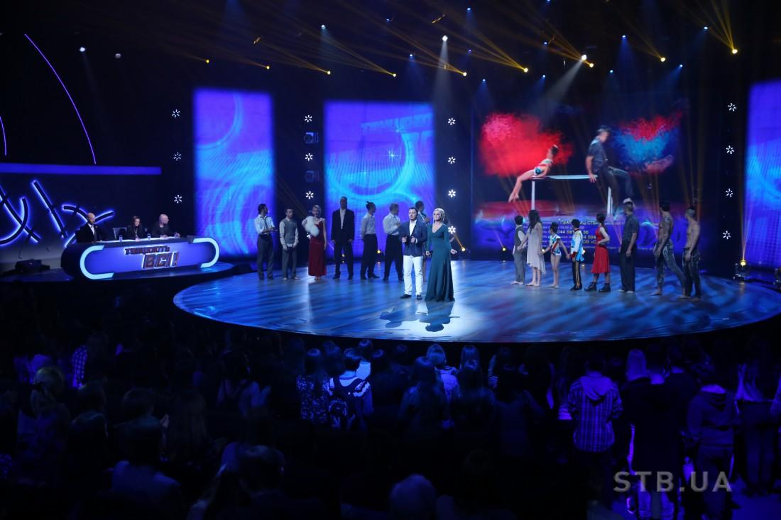 СТБ закрывает шоу «Танцуют все!»