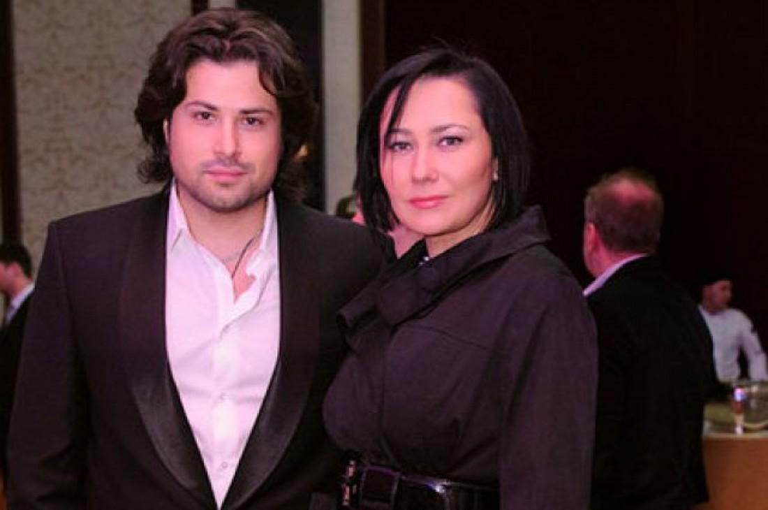 Владимир Ткаченко и Алена Мозговая