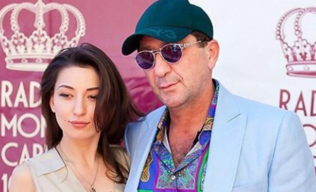 Григорий Лепс с дочкой Ингой