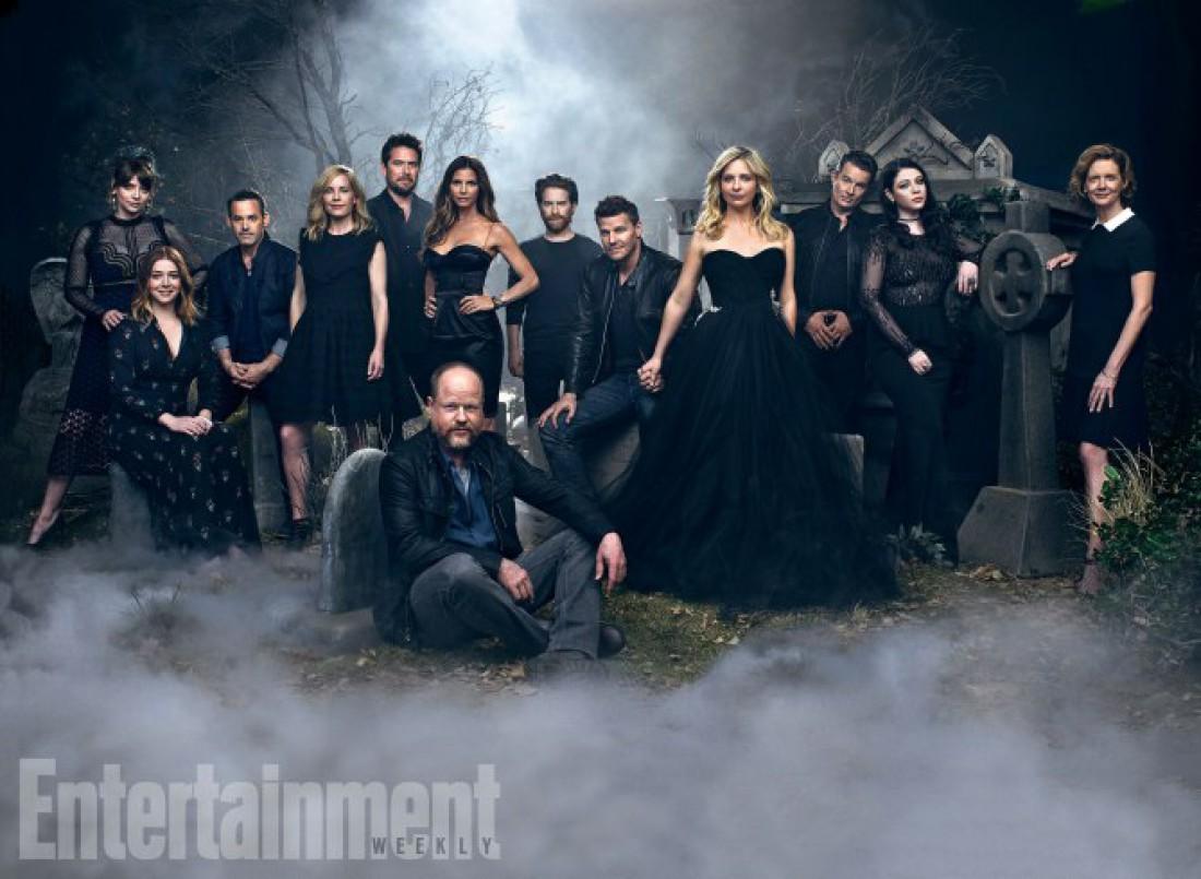 Каст сериала Баффи – истребительница вампиров