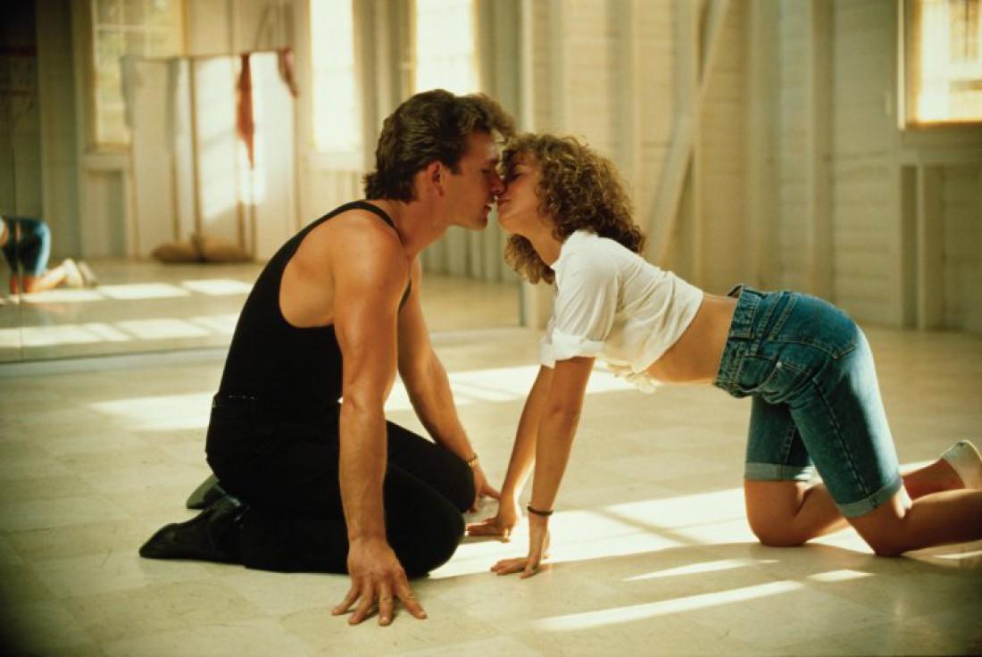 Кадр из фильма Грязные танцы