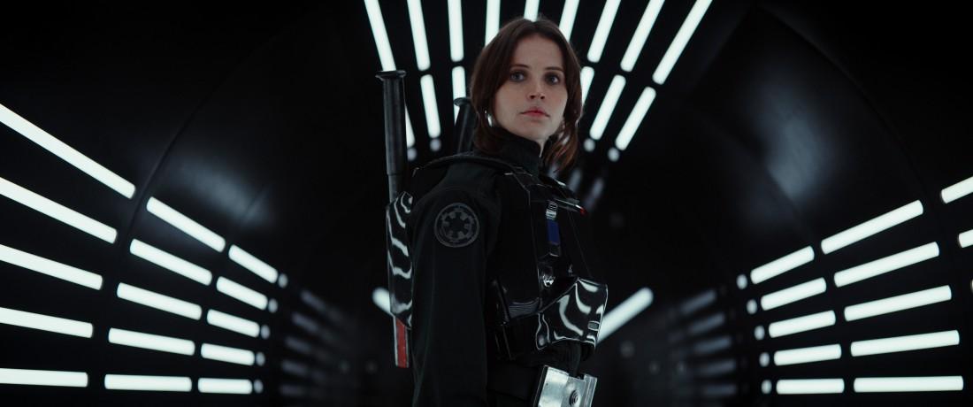 Звездные войны 8: Фелисити Джонс