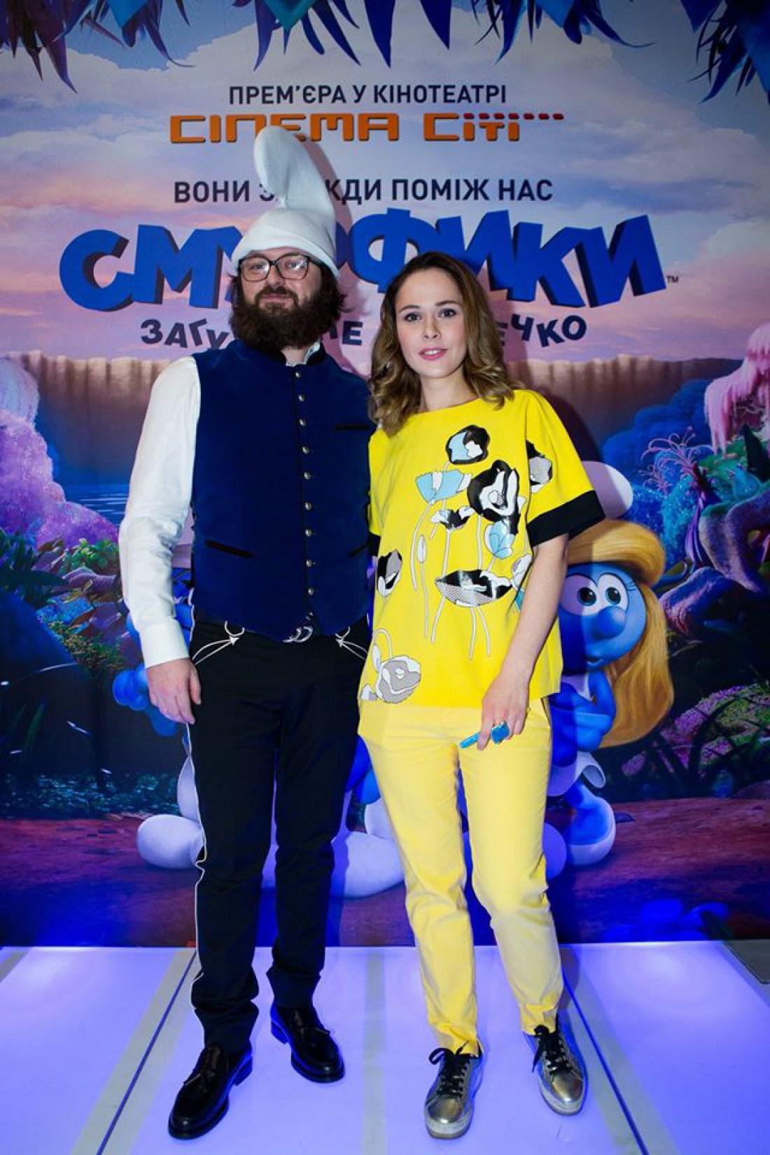 DZIDZIO і Юлія Саніна