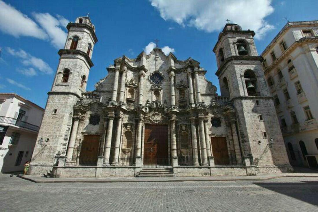 Кафедральный собор Гаваны