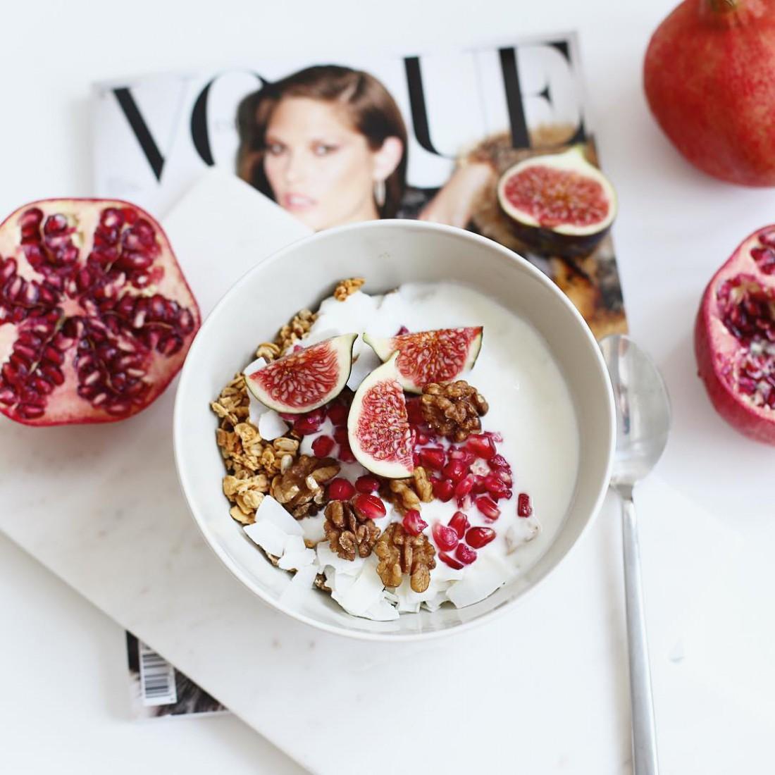 Топ-10 вариантов полезного завтрака из instagram диеты и.