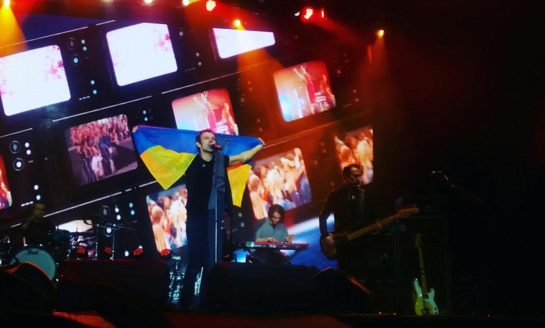 ВКраматорске проходит бесплатный концерт «Океан Эльзы»